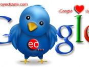 Google y Twiter en proyectizate