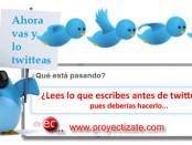 5 tuits que no deberían haber Proyectizate