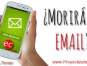 Morira el email