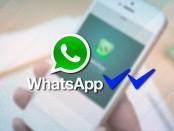 WhatsApp Doble Check azul portada