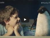Monty The Penguin John Lewis proyectizate posicionamiento web