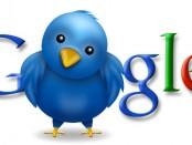 google-twitter posicionamiento web