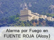 Incendio en Fuente Roja Alcoy Alicante posicionamiento web valencia murcia albaida xativa ontinyent proyectizate en la nube