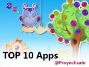 Top 10 apps aplicaciones facebook proyectizate posicionamiento web alcoy alicante murcia valencia