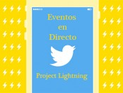 Project Lightning eventos en directo twitter community manager alcoy alicante murcia valencia