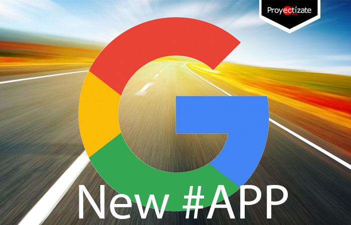 nueva app de google